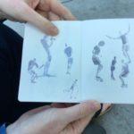 Zeichnen im Kelle-Skatepark Hamburg am 07.06.2019 -06