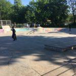 Zeichnen im Kelle-Skatepark am 07.06.2019 -01