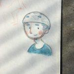 Zeichnen im Kelle-Skatepark Hamburg am 07.06.2019 -02