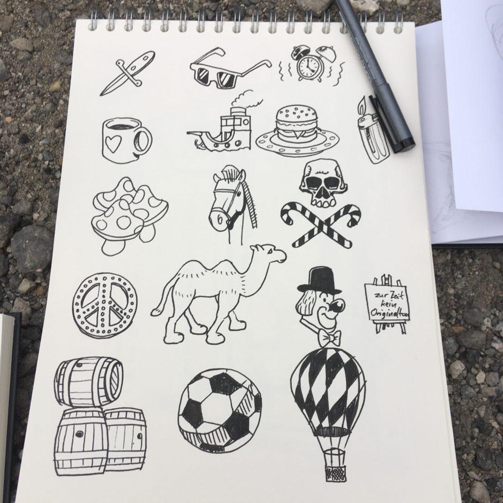 Zeichenworkshop-Hamburger-DOM-2019
