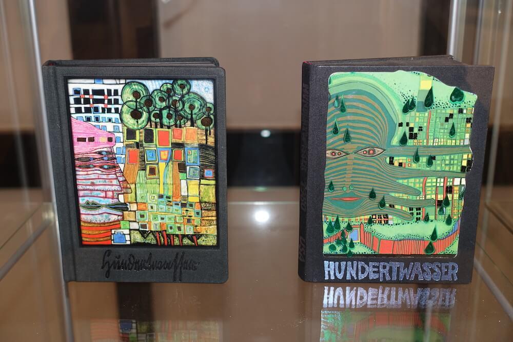Hundertwasser-Ausstellung-Fabrik-der-Künste-Malen-und-Zeichnen_1